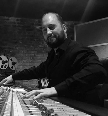 John Metzler - Senior audio engineering instructor