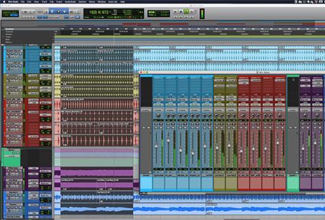 Advanced music production