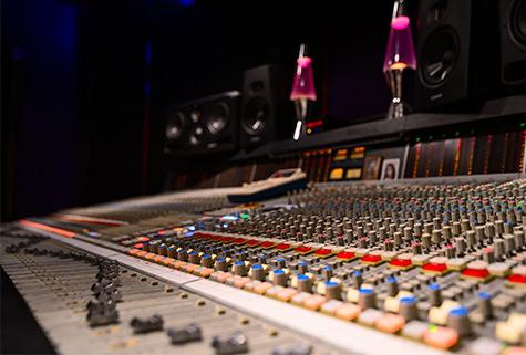 Audio-Engineering