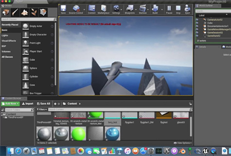 Game Engines: Unity & Unreal