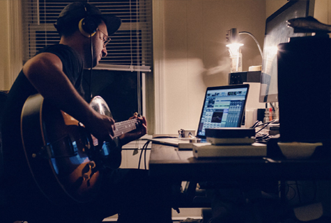 Tracking and Editing Music